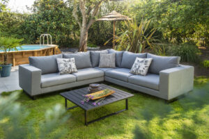 Outdoor textiel loungesets