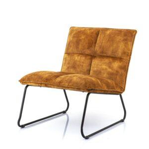Eleonora Ruby fauteuil adore oker