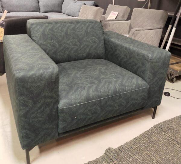 Umberto fauteuil showroommodel