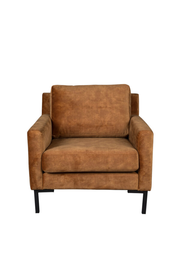 Dutchbone Houde fauteuil camel