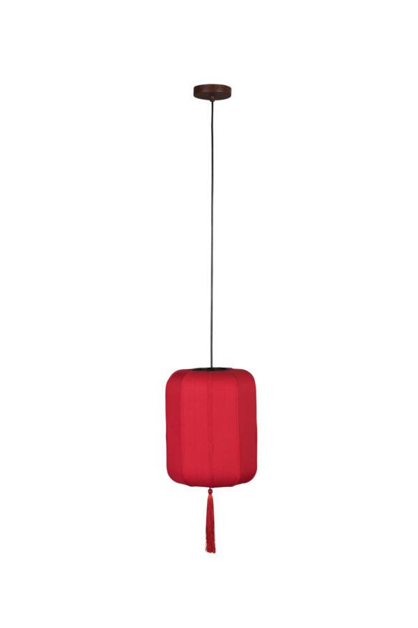 Dutchbone Suoni hanglamp S rood