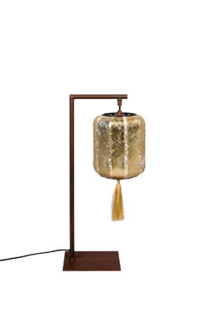 Dutchbone Suoni tafellamp goud