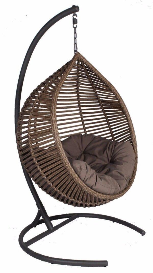 Hangstoel Hanging Cocoon Bean Modern Weaving