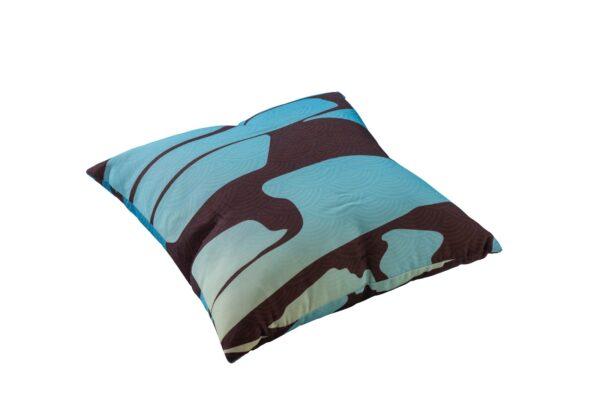 Yoi Sierkussen Mountain Blue 50x50 cm