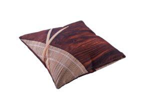 Yoi Sierkussen Wood 50x50 cm