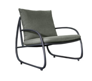 Yoi Loungechair Youkou Almond Green