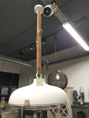 Zuiver Dek 51 hanglamp wit showroommodel