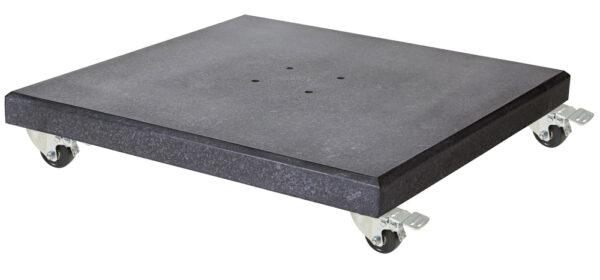 Platinum Parasolvoet Modena 120 Kg Graniet