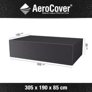 Aerocover Diningsethoes 305x190x85 cm 7918