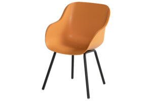 Hartman Sophie Rondo Elegance Diningstoel Indian Orange