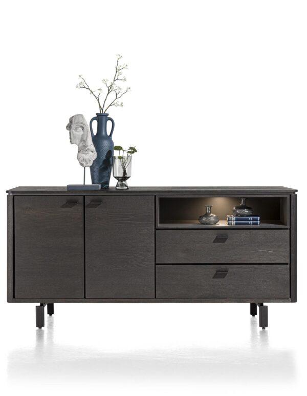 Henders en Hazel Livada dressoir 180 cm onyx