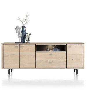Henders en Hazel Livada dressoir 210 cm natural