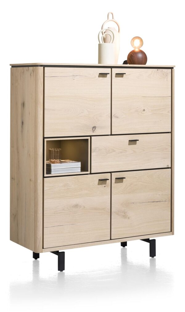 Henders en Hazel Livada highboard natural