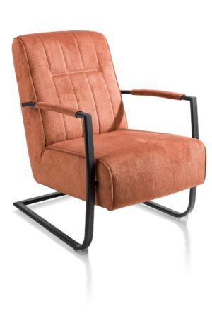 Henders en Hazel Northon fauteuil zwarte swing