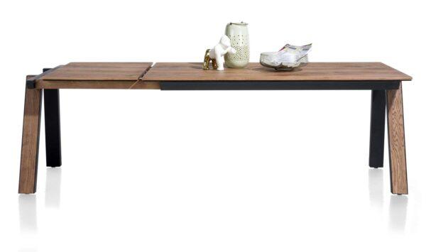 Henders en Hazel Oxford uitschuiftafel 200 x 100 cm (+60cm)