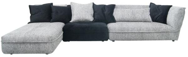 Lillion zitcombinatie met divan
