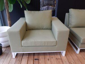 Blizzard Loungechair Olive