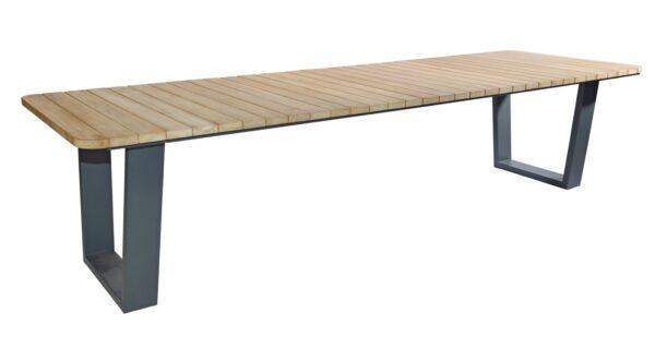 Borek Azoren Table 330x100 cm Teak Top