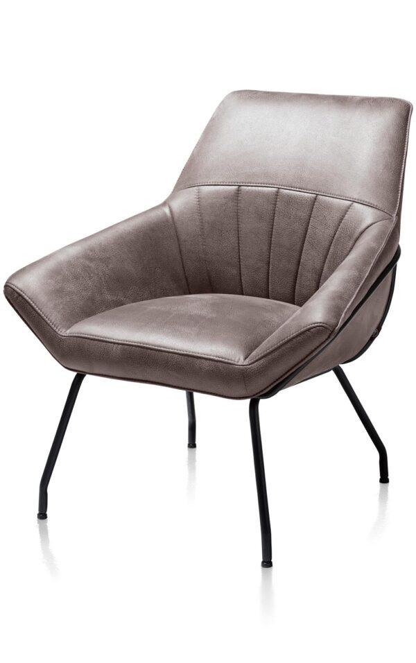 Henders en Hazel Samara fauteuil Rocky Lava