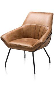 Henders en Hazel Samara fauteuil Rocky cognac