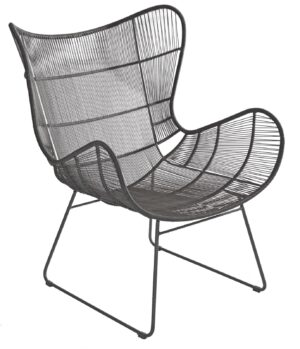 Max & Luuk Kim Wingchair Coal