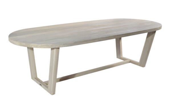 Max & Luuk Lauren Table Teak 270x110 cm Aged