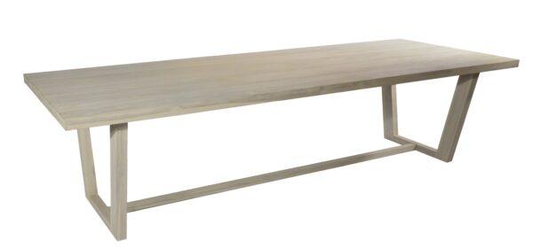 Max & Luuk Lauren Table Teak 300x110 cm Aged