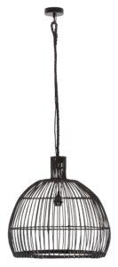 Must Living Las Salinas large zwart hanglamp
