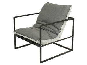 Bon Dia Loungechair Paco Sunbrella Flanelle