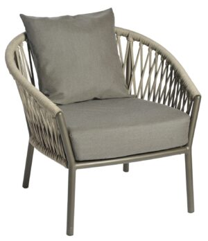Borek Majinto lounge Chair Slate