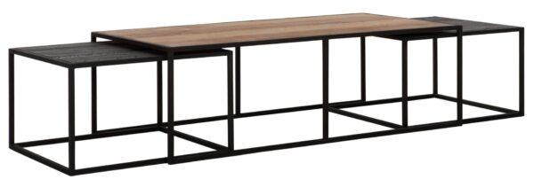DTP Home Cosmo salontafel langwerpig set van drie