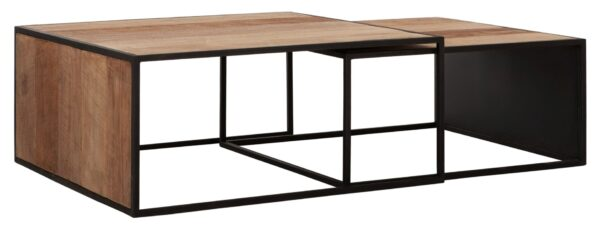 DTP Home Cosmo salontafel langwerpig set van twee