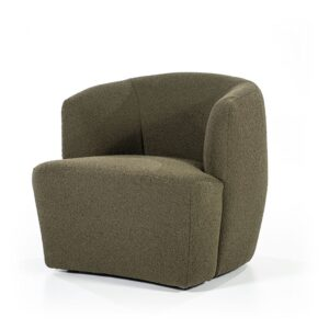 Eleonora Charlotte fauteuil Copenhagen groen