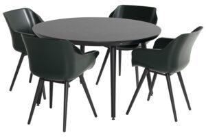 Hartman Sophie StudioNight Green + HPL tafel Rond