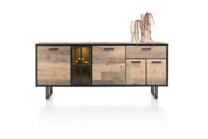 Henders en Hazel Avalon dressoir 200 cm driftwood