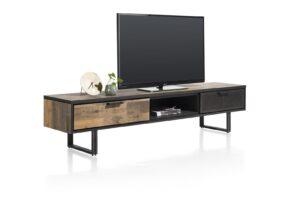 Henders en Hazel Avalon tv dressoir 200 cm driftwood