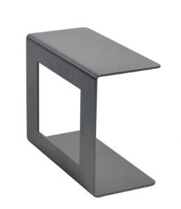 Max & Luuk Riff Sidetable 54x25 black