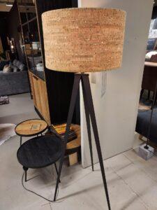 Zuiver Cork vloerlamp showroommodel