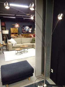 somero vloerlamp showroommodel