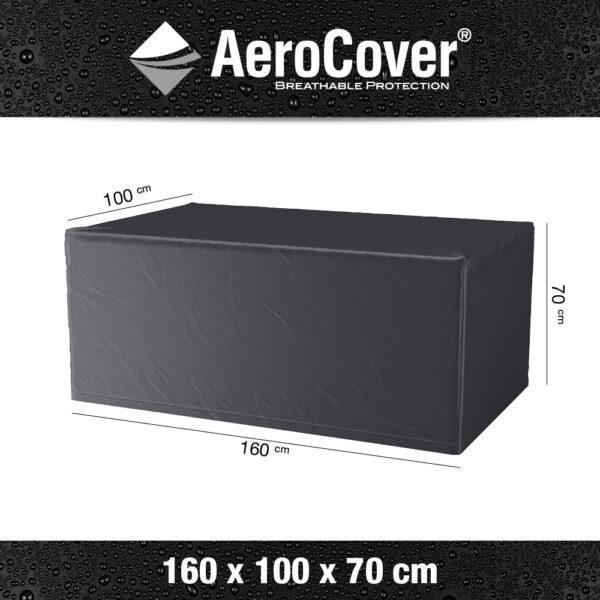 Aerocover Tuintafelhoes 160x100xH70cm 7922