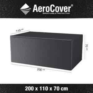 Aerocover Tuintafelhoes 200x110xH70cm 7924