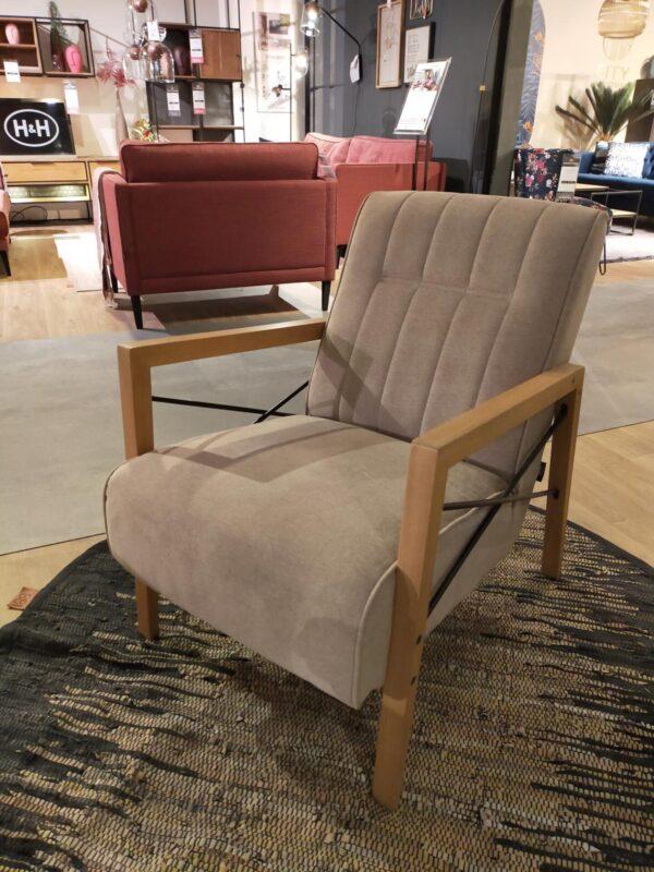 Henders en Hazel Northon fauteuil showroommodel