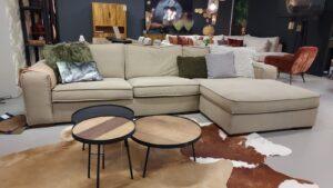Cosy Villa Troon zitcombinatie showroommodel