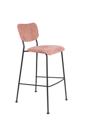 Zuiver Benson barchair pink