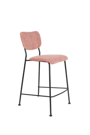 Zuiver Benson counterstool pink