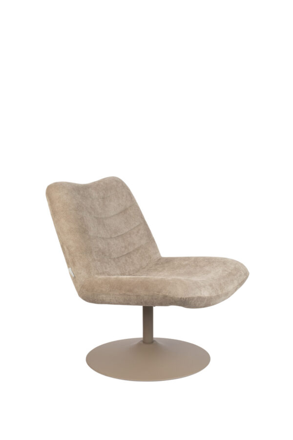 Zuiver Bubba lounge chair beige