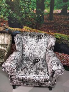 Urban Sofa Lombardo fauteuil showroommodel